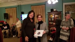 Senator Sue Serino with honoree, Laurie Cohn at 2018 Evening of Elegance